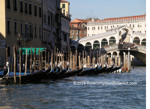 venice italy, ilovecompoundinterest.com, i love compound interest, financial freedom, early retirement